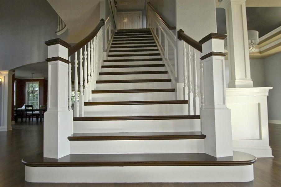т - образная лестница